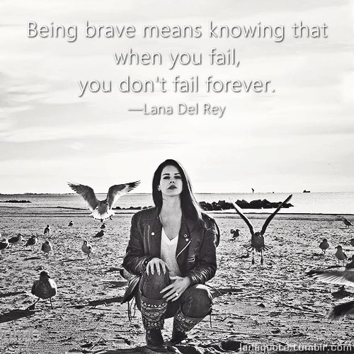 Lana Del Rey Quotes...literally love her.