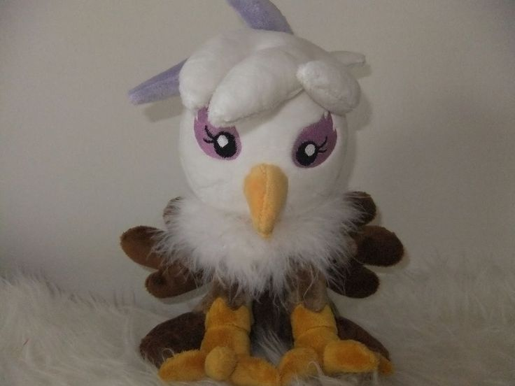 My Little Pony-FIM- Plush-GILDA BABY-FRIENDSHIP IS MAGIC-toy-custom-handmade