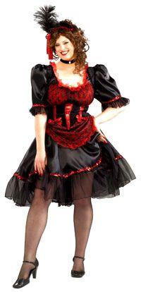 Saloon Girl Costume - Western Costumes