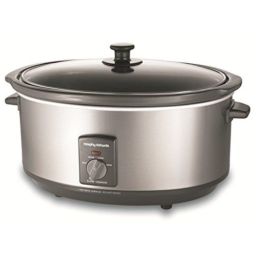 Morphy Richards 48718 Oval Slow Cooker, 6.5 Litre - Stain... https://www.amazon.co.uk/dp/B002NPC0RG/ref=cm_sw_r_pi_dp_x_7QHczbZHXXKYH