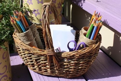 Quick Craft Basket