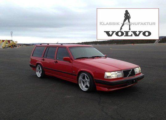 Volvo 740 B230FT Vollturbo
