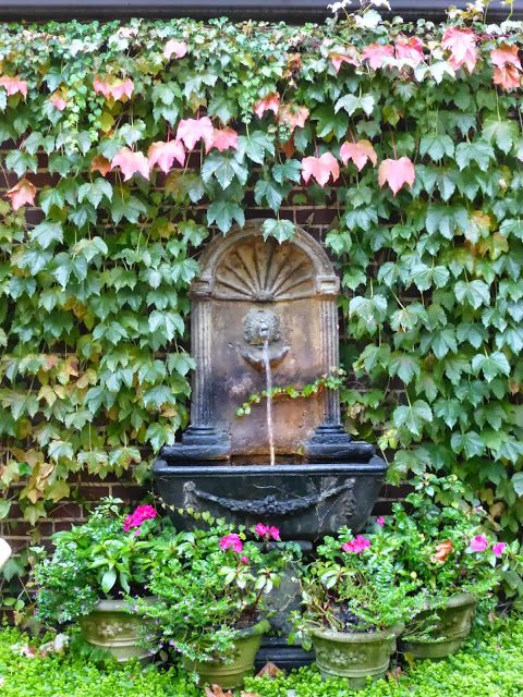 20 best ideas about outdoor wall fountains on pinterest wall fountains contemporary outdoor. Black Bedroom Furniture Sets. Home Design Ideas