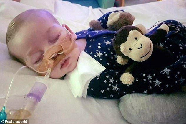 Petition to Save Charlie Gard: 10-month-old sentenced to death at London hospital