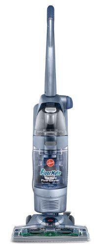 Best Vacuum for hardwood floors: Hoover FloorMate SpinScrub with Bonus Hard Floor Wipes