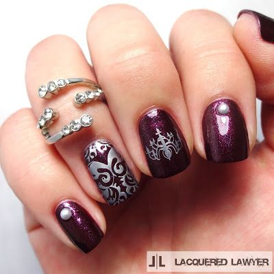 Lacquered Lawyer | Nail Art Blog: Rich & Brazilian