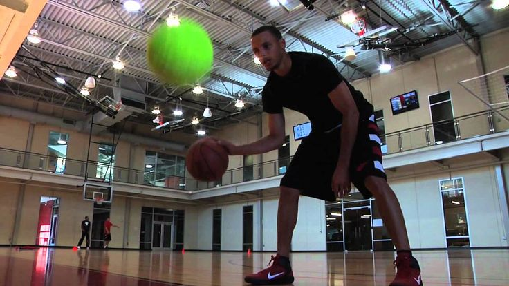 Stephen Curry Workout