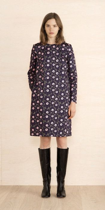 Sanja dress - Marimekko Fashion - Spring 2016