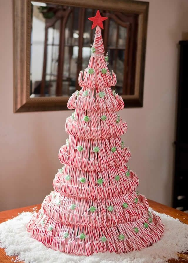 100 DIY XMas Trees - Photo 19