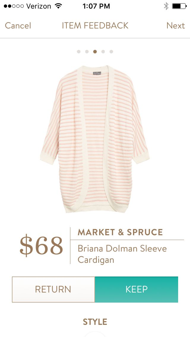 Stitch Fix love this cardi. #1 wish right now. Add a pink tank or tee to match & id be a happy camper on fix day!