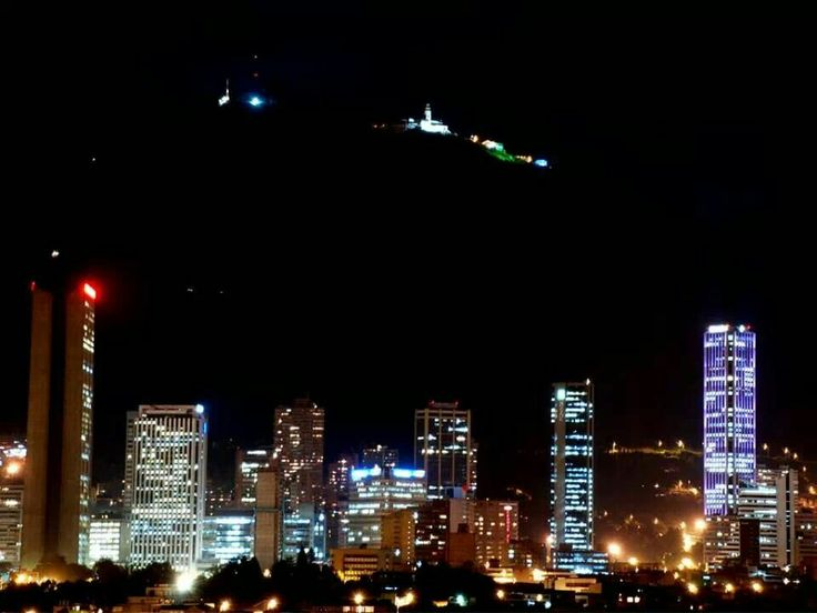 Centro internacional nocturno Bogota