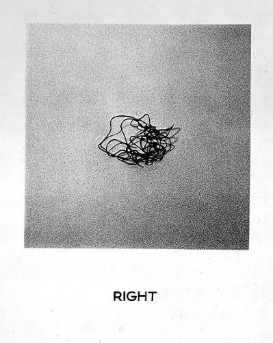 John Baldessari - Right, 1997