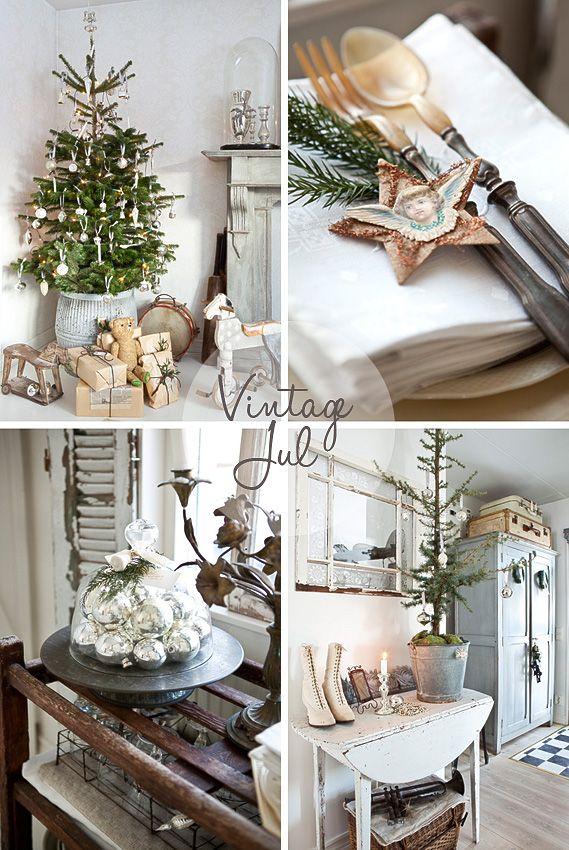 Made In Persbo: Vintage jul i Allt i Hemmet 15/2011