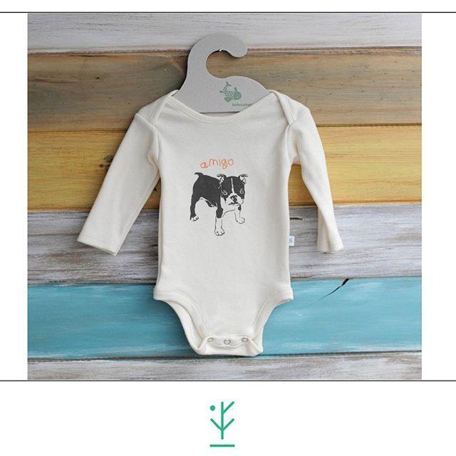 Bodies de algodón orgánico estampados con tintas ecológicas ,varios diseños #ecoalmacen #algodón #orgánico #regalosconamor #cotton #organic #montevideo