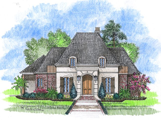 72 best House Designs images on Pinterest   Acadian house plans ...