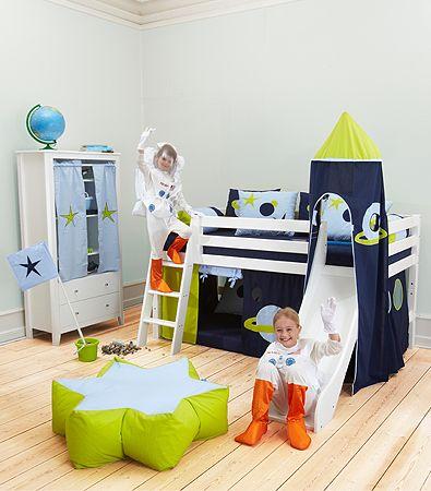KidsParadise.no har mange flotte interiør-artikler og møbler til barnerommet.