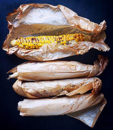 Запеченная кукуруза с брынзой   Salatshop ♥ You