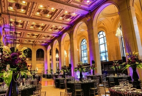 Toronto Wedding Venue | One King West Hotel & Residence is a superior wedding venue in Toronto