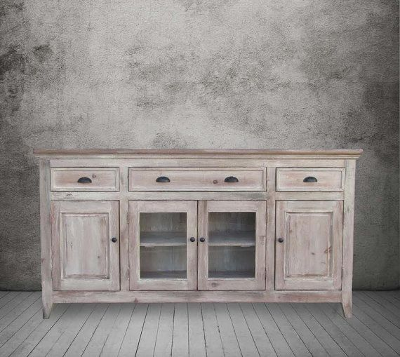 Sideboard, Media Console, Reclaimed Wood, Buffet, Table, TV Stand, Hand Made
