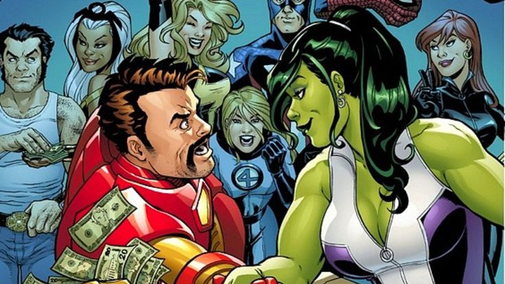 Brilliant takedown. =) Mark Millar and Todd McFarlane: Ladies, Comics Aren't For You.