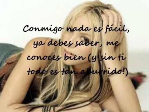 Inevitable - Shakira