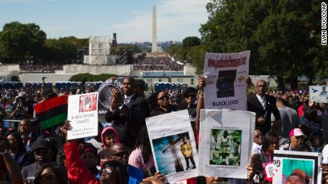 Million Man March marks 20th anniversary of D.C. rally - CNN.com