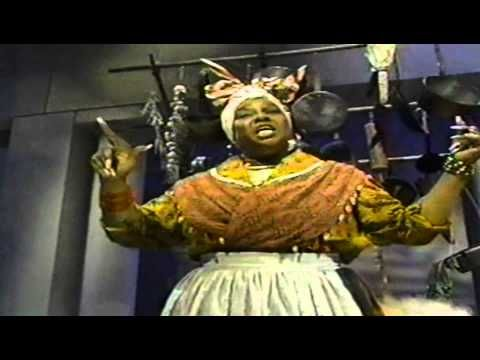 Cookin with Aunt Ethel / Exhibit 2 - Linda Hopkins (George C. Wolfe's The Colored Museum)