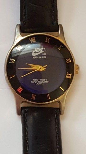 Womens Nike Air Quartz Watch Water Resistant 1000 Feet ...