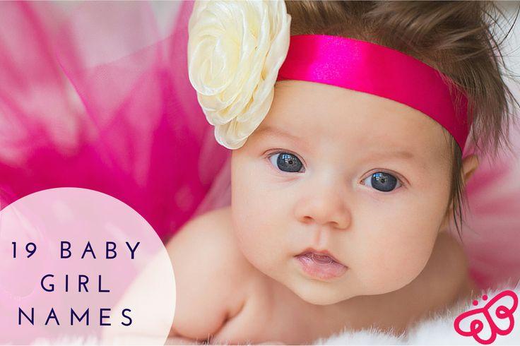 List of baby girl names #eumom
