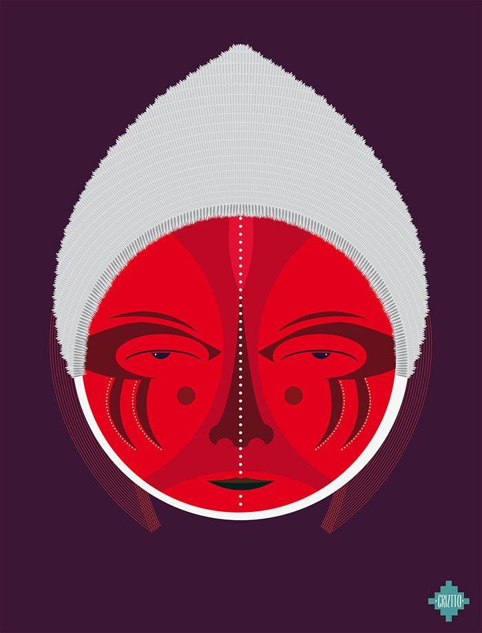 Pachamama: Illustrations by Cristobal Ramírez