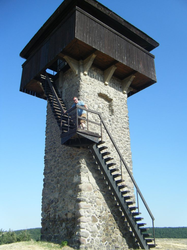 vartovka guard tower krupina