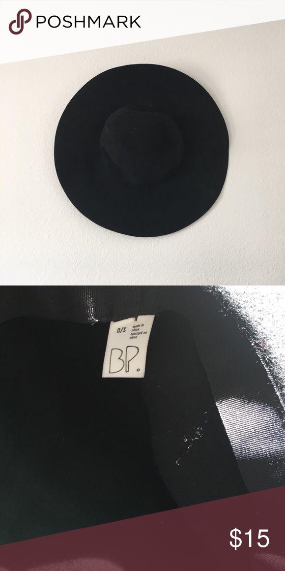BP Wool Hat Worn once. Simple plain black hat. bp Accessories Hats