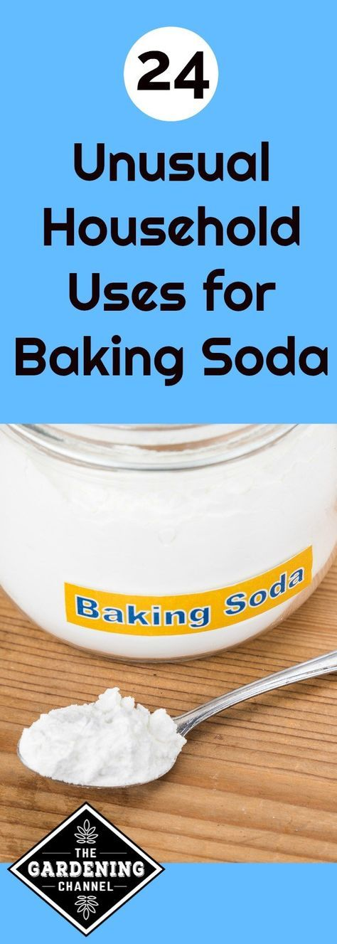 Household uses for baking soda from vegetable wash to sunburn relief. Try this inexpensive home remedy.