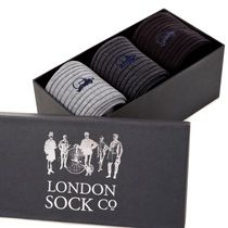 London socks company Simply Traditional 3 Pair Gift Set