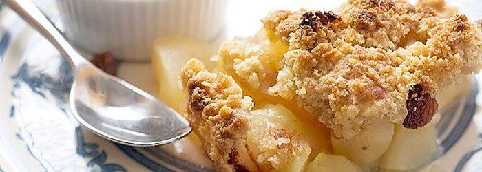 Jabłka z kruszonką | Blog | Kwestia Smaku
