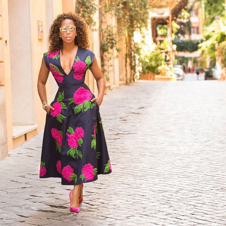 Majorie Harvey (@majorie_harvey) of The Lady Loves Couture