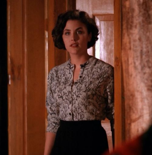 The pale female: Style Icon #7: Audrey Horne