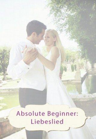 Bei einer Hochzeit gibt es 1000 Dinge, die bedacht und organisiert werden müssen. Dazu gehört auch der Hochteitstanz. Welche Lieder kommen für diesen eigentlich in Frage...