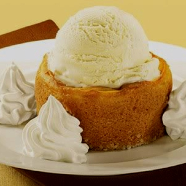 Buttercake From California Pizza Kitchen