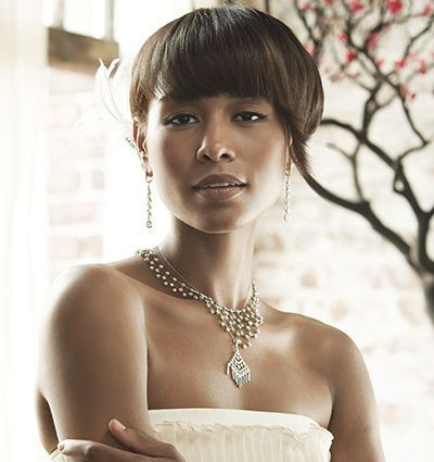 Black Hairstyles for Weddings: Bang Theory: Page 5 : Essence.com