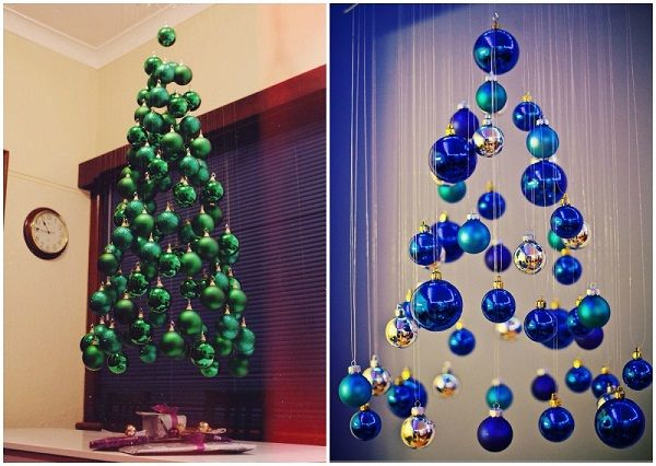 Já decorou a sua casa para o Natal? E que tal mudar um pouco a decoração este ano, mais especificamente a árvore de Natal? O 1001 ideias apresenta 15 árvores de Natal super originais que vão dar um estilo espectacular à sua casa. Vai adorar as árvores que lhe apresentamos.