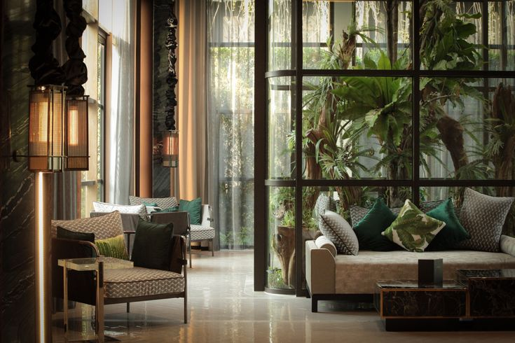 The Reserve 61 Hideaway Pruksa Real Estate Pcl By Pia Interior Design Co Ltd