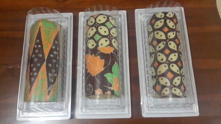 Bolu Batik - Roll Cakes
