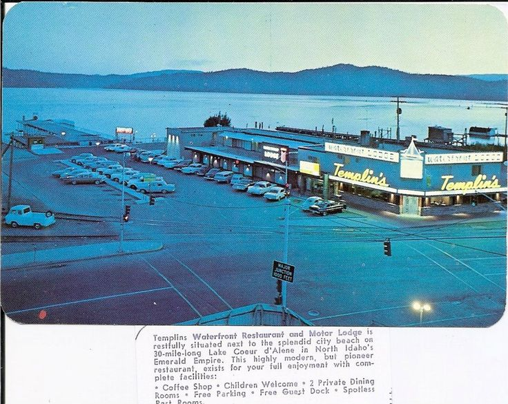 79 best old coeur d 39 alene images on pinterest idaho for Wild rivers motor lodge