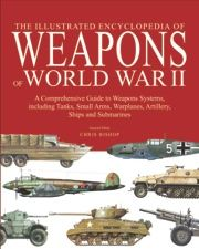 The Illustrated Encyclopedia of Weapons of World War II is an easy-to-read illustrated compendium of the military hardware – from air, sea or land – which was used in engagements around the globe from 1939 to 1945. It includes more than 1500 pieces of equipment from handguns to aircraft carriers. Each weapon system is illustrated with a detailed profile artwork and a photograph showing the weapons system in service.