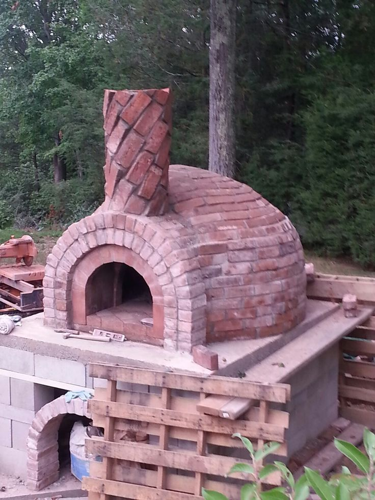 Oven is covered,  next is the base.