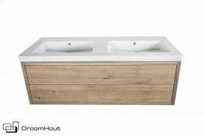 #houtindebadkamer #hout #badkamermeubel | #bathroom