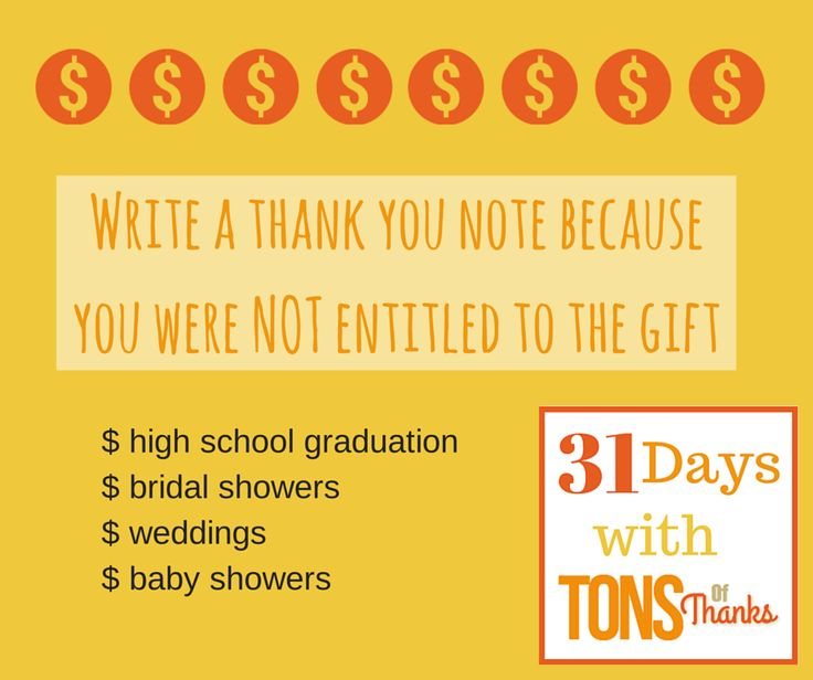 35 Best Thank You Note Writing Tips And Advice Images On Pinterest