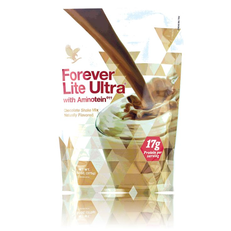 Forever Lite Ultra® with Aminotein® – Chocolate (Pouch)