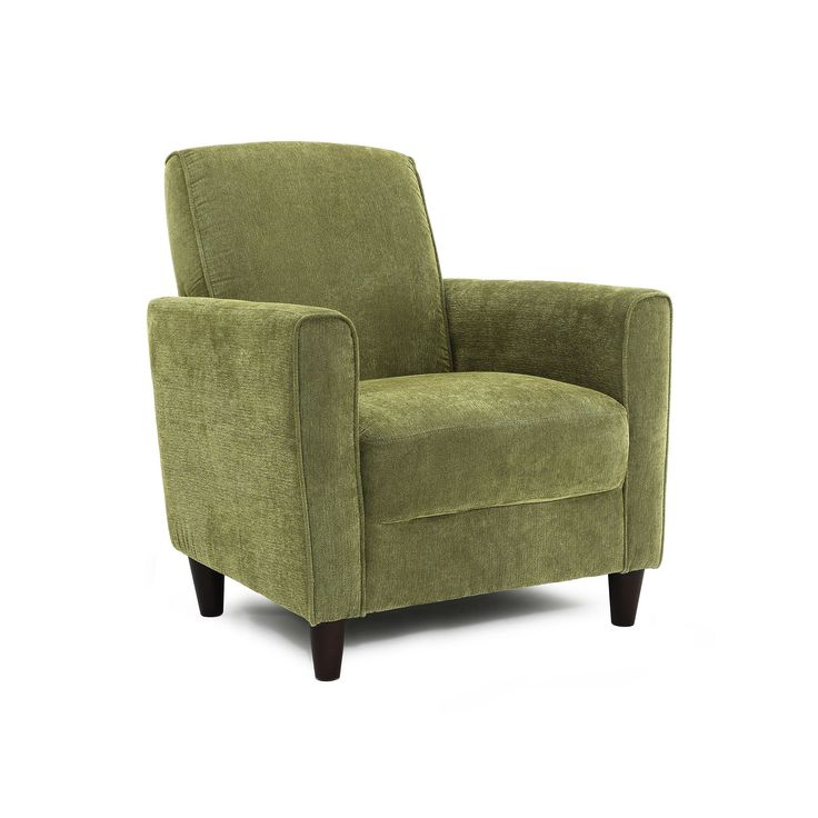 Green Accent Chair, Accent Chairs